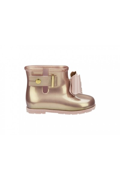 Mini Melissa - Kids Sugar Rainboot - Pink
