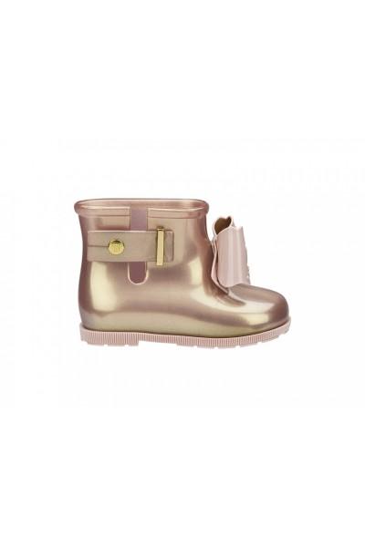 Mini Melissa - Kids Sugar Rainboot - Pink