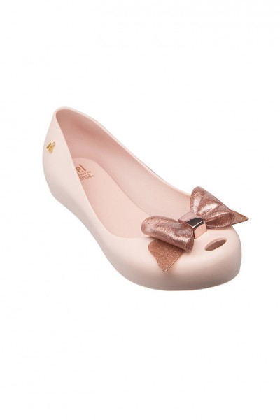 Mini Melissa - Kids Mel Ultragirl Sweet III Inf Shoe - Light Pink