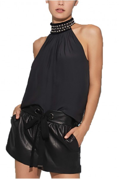 Ramy - SP19A - Cara Top - Black