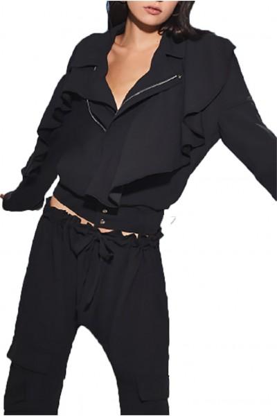 Ramy - SP19A - Elliot Jacket - Black