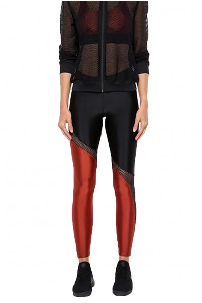 Koral - Women's Venus Hr Sprint Legging - Black Rouge