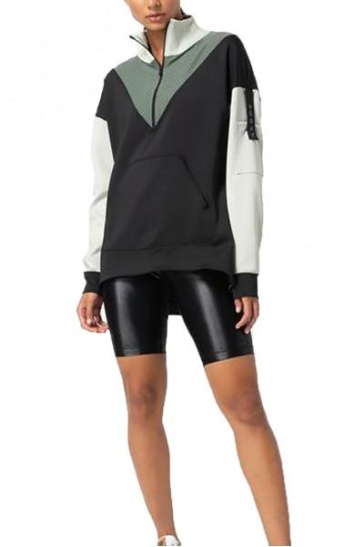 Koral - Women's Densonic Hr Infinity Biker Shorts - Black