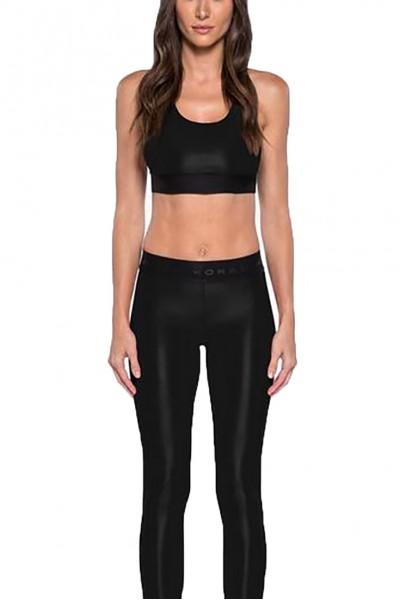 Koral - Women's Tone Hr Energy Legging - Black
