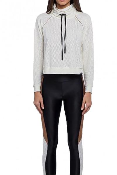 Koral - Women's Pump Netz Pullover - Egret