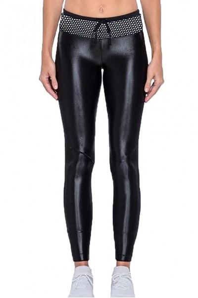 Koral - Women's Cruz Legging - Black White