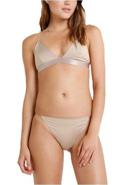 Ow Intimates - Women's Clara Panty - Nude
