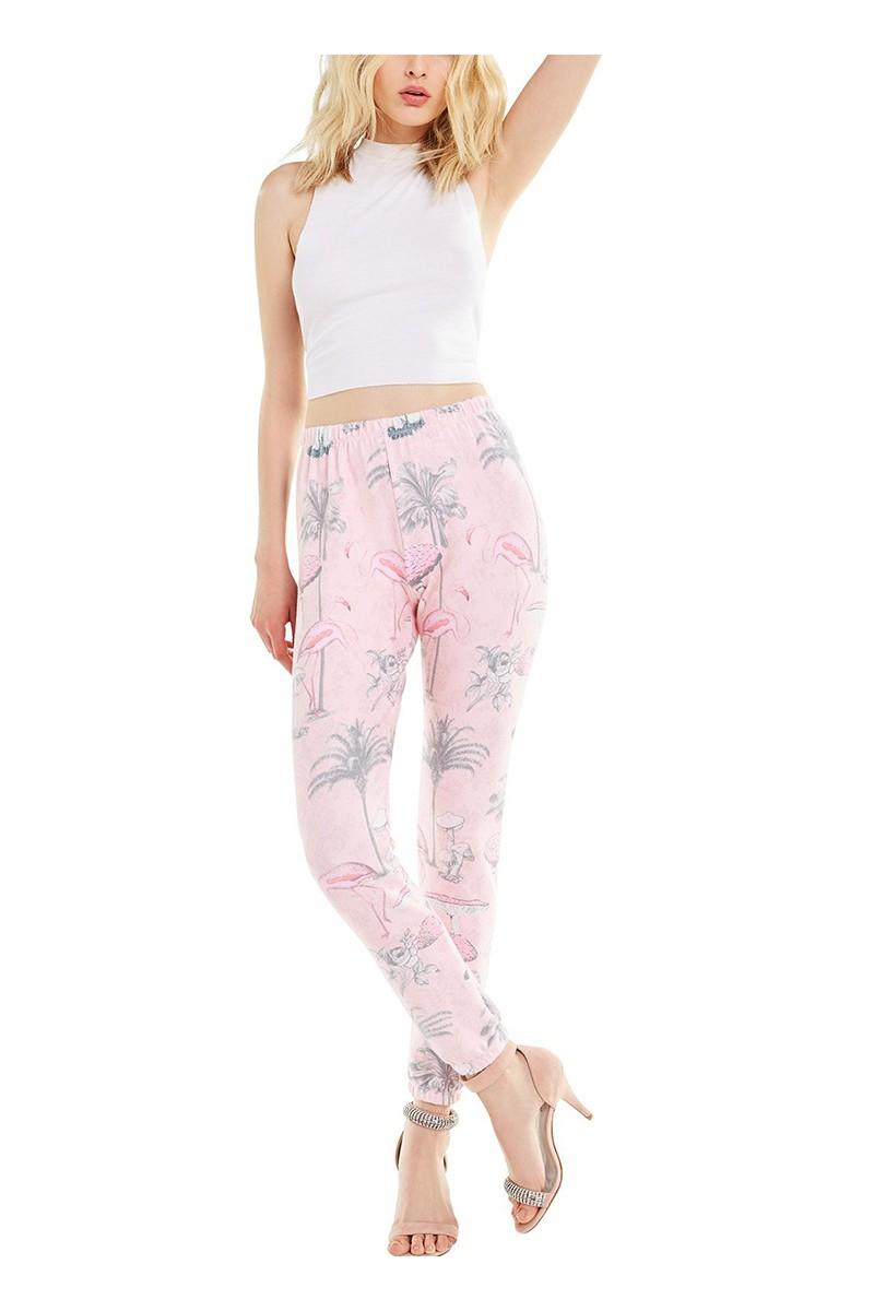 Wildfox - Pink Paradise Bottoms Knox Pants - Multi