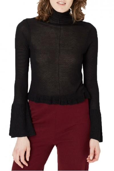 Grey State - Tasha Sweater  - Black