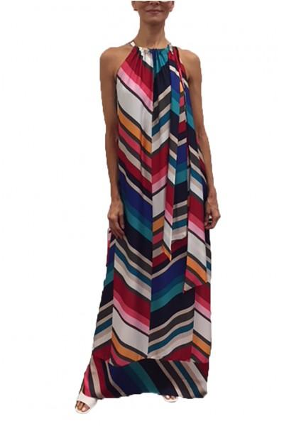 Trina Turk - Maxi Rancho Dress - Multi