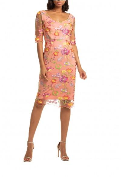 Trina Turk - SP19A - Romance Dress - Multi