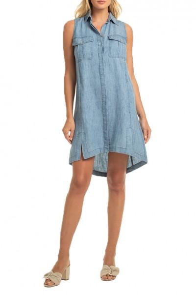 Trina Turk - Sunset Harbor Dress - Sky Blue