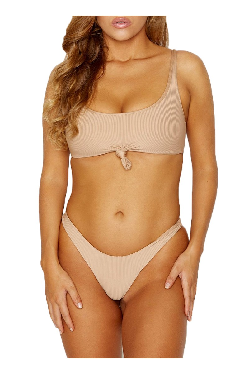 Frankies - SP19A - Greer Top - Nude