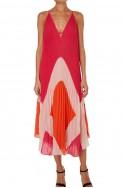 Ramy - Sp19C - Jasmin Dress - Rose/Sunset/Blush