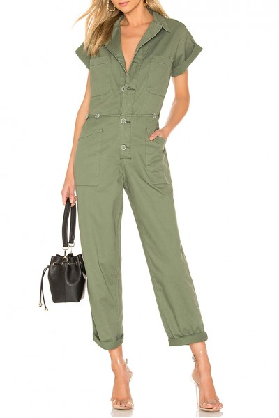 Pistola - Grover Short Sleeve Field Suit - Colonel