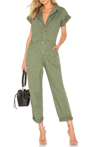 Pistola - Grover Short Sleeve Field Suit - Colonel