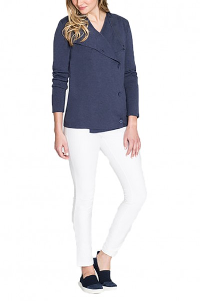 Nic + Zoe - Open Or Close Cardy - Navy