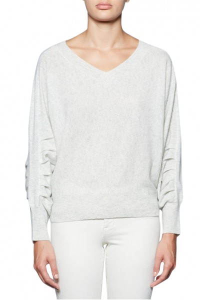 Brochu Walker - Women's Weller Pullover - Plume Melange