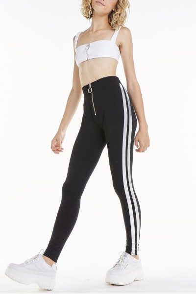Wildfox - Silver Track Bottoms Gia Pant