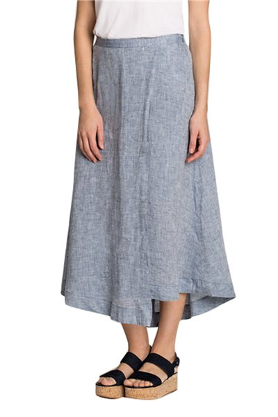 Final Sale Nic + Zoe - Drifty Linen Skirt