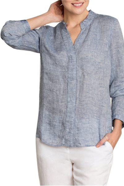 Final Sale Nic + Zoe - Drifty Linen Tunic Top