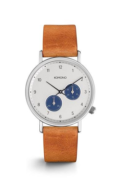 Final Sale Komono - The Walther Watch - Camel