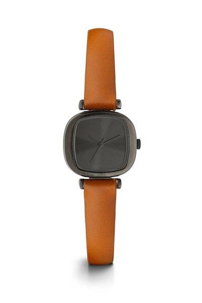 Final Sale Komono - Moneypenny Watch - Cognac