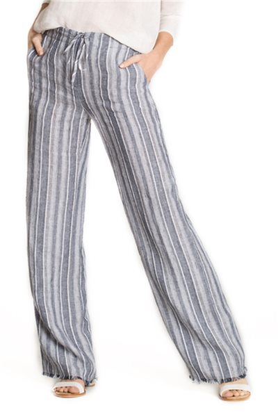 Nic + Zoe - Relaxed Ribbon Pant - Multi