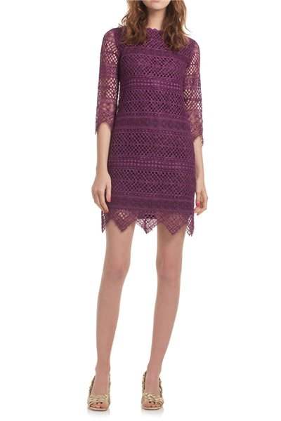 Trina Turk - Geddes Dress - Plum
