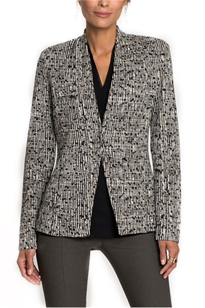 Final Sale Nic + Zoe - Trial Blazer Jacket - Multi