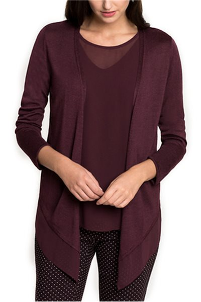 Nic + Zoe - Paired Up Cardy - Wine