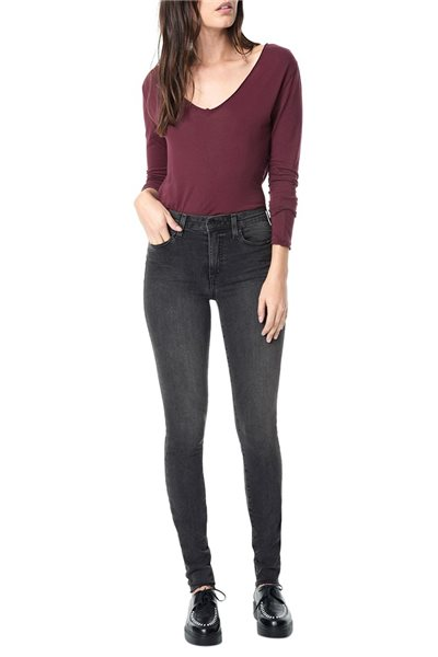 Final Sale Joe's - Women's High Rise The Charlie Skinny Ankle - Ilana