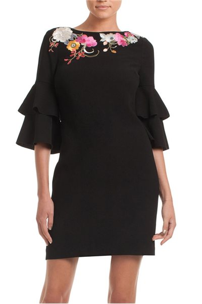 Trina Turk - Women's Leona Dress - Black