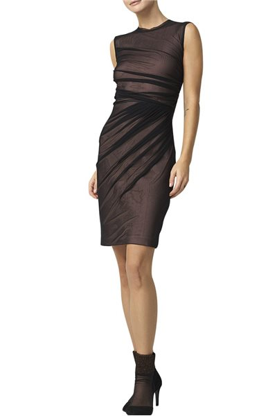 Final Sale Malene Birger - Womens Glida Dress - Arena