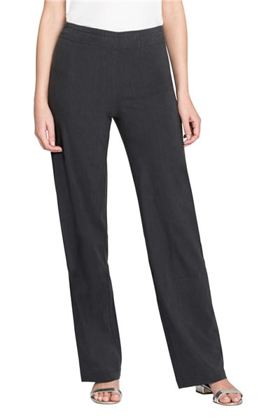 Nic+Zoe - Women's Traveling Pant - Ink