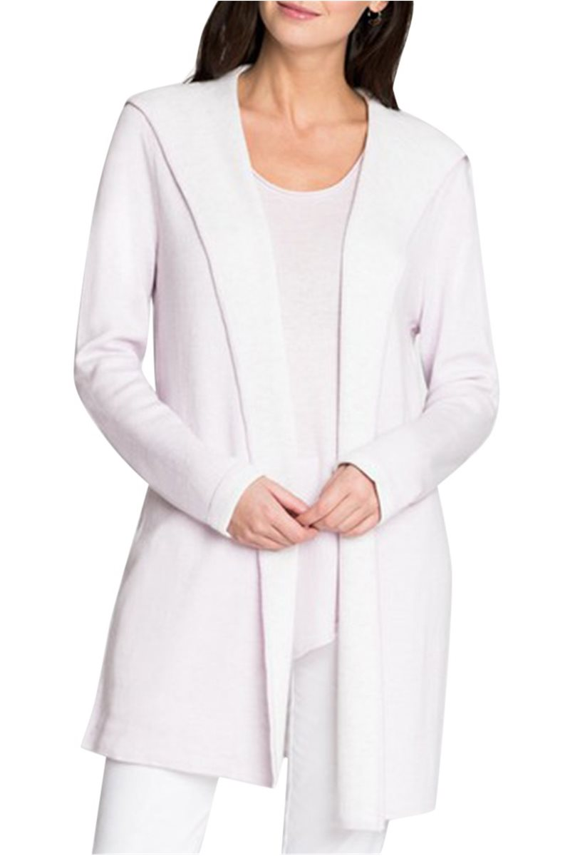 Nic+Zoe - Women's Lux Traveler Reversible Cardy - Tea Dust
