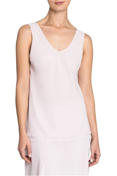 Final Sale Nic+Zoe - Women's Paired Up Tank - Tea Dust