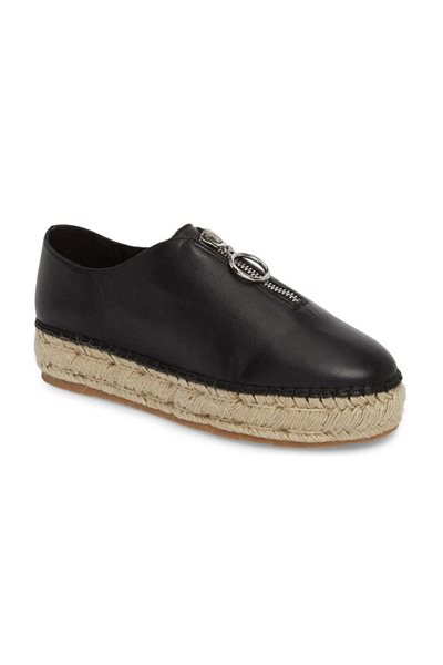 Final Sale Jslides - Women's Ryan Espadrille Flat - Black