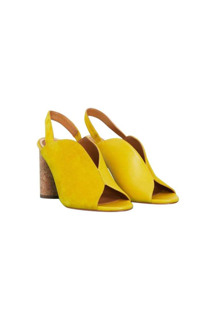Jaggar - Women's Got Your Back Heel - Ochre