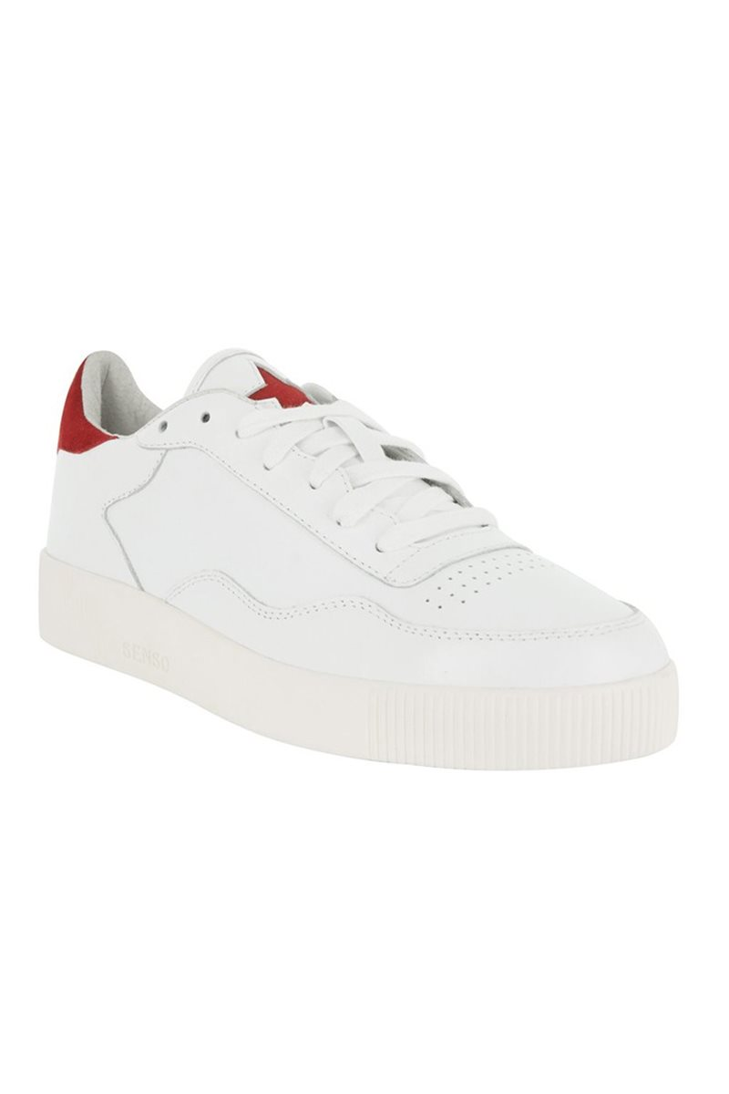 Senso - Women's Arden Sneakers - White Cherry