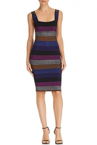 Ronny Kobo - Women's Farina Dress - Multi