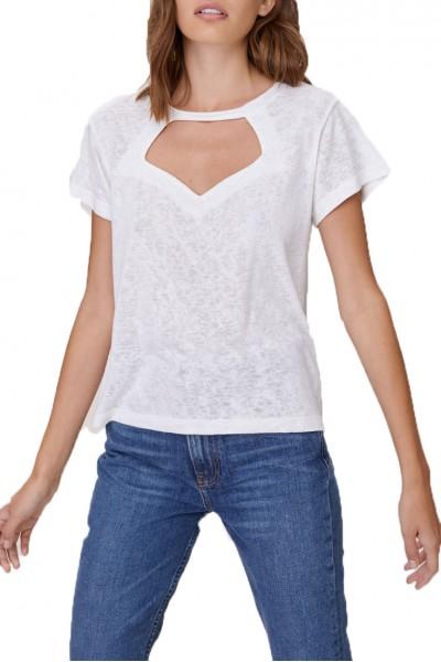 LNA - Women's Signal Tee - White