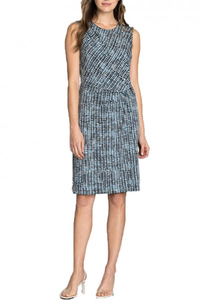 Nic+Zoe - Lattice Dress - Multi