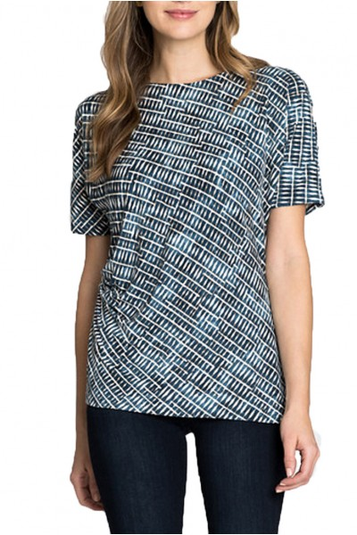 Nic+Zoe - Lattice Top - Multi