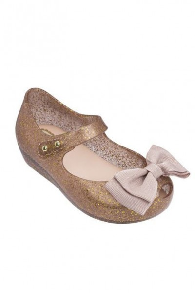Mini Melissa - Kids Mini Melissa Mar Sandal II - Clear Pink