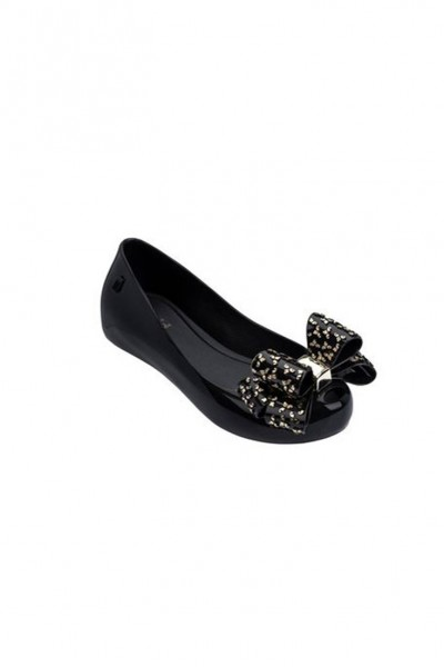 Mini Melissa - Kids Ultragirl Sweet IV - Black