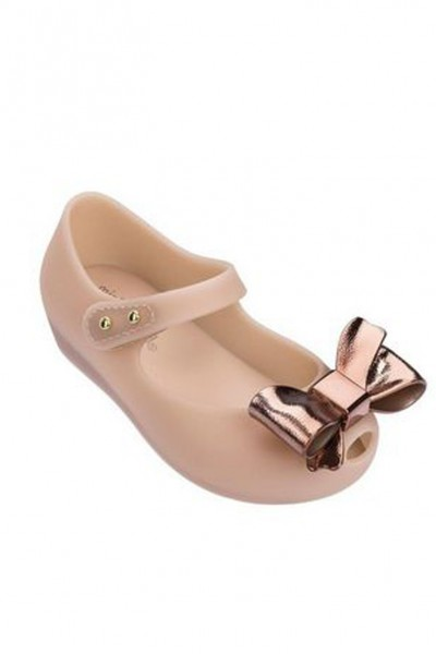 Mini Melissa - Kids Space Love II Inf - Metallic Pink