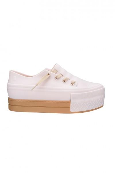 Melissa - Women's Ulitsa Sneaker Platform Ad - Beige