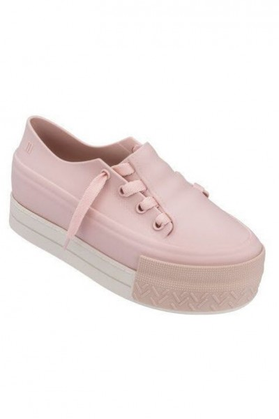 Melissa - Women's Ulitsa Sneaker Platform Ad - Pink Beige