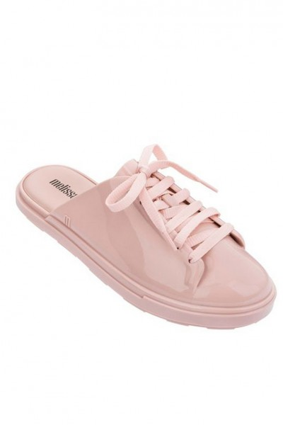 Melissa - Women's Be Babouche Ad - Pink